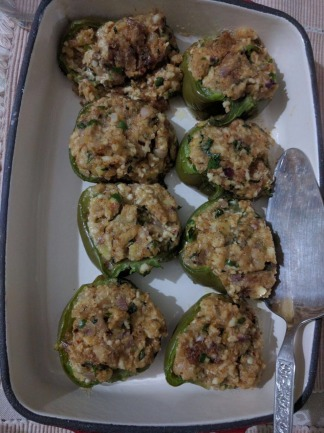 capsicum-stuffed