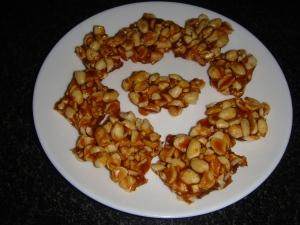 Peanut brittles NG