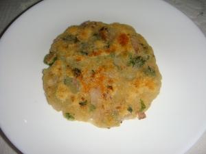 Sooji Roti 1