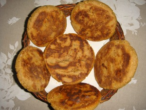 Bajra Mun Millet cookies