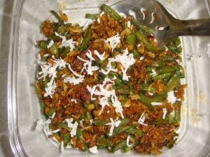 french beans moong dal