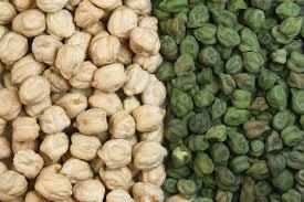 Green Chick peas Image