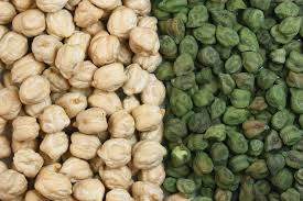 Green Chick peas Image