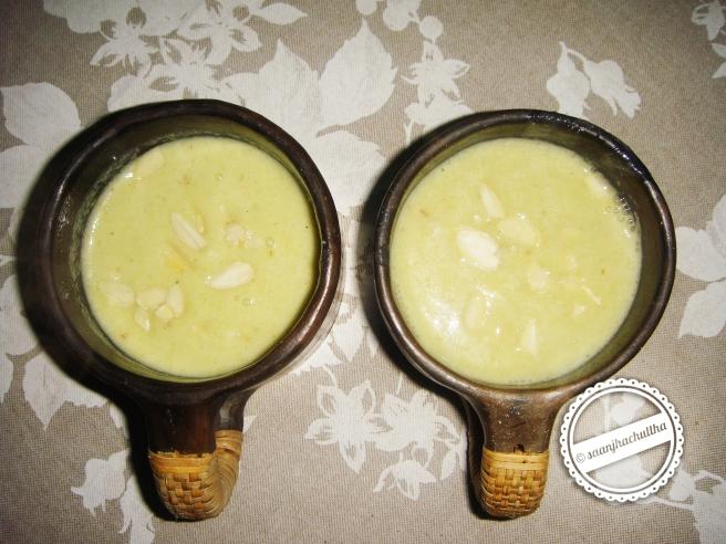 Almond soup copy