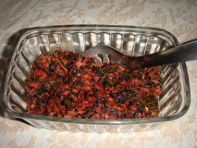 Red Chaulai G