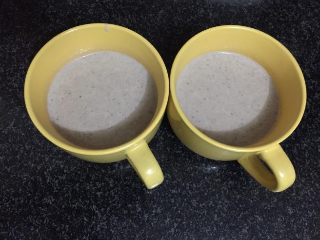 Mushroom soup2